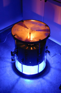 Marching Drum Table