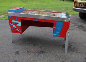 pinball desk